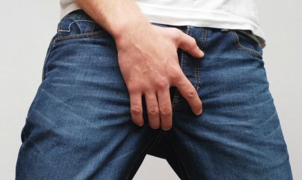 зуд на крайней плоти у мужчин
